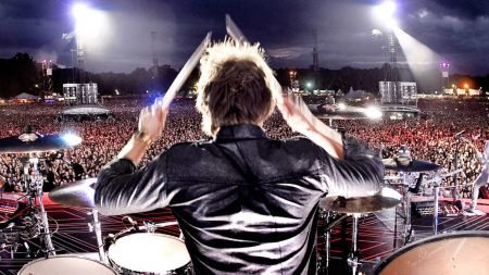 muse, drum, fan