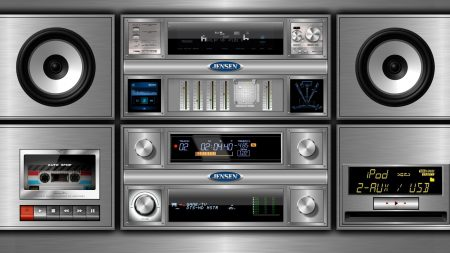 music system, processor, jensen