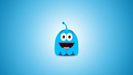 muzzle, blue, vector