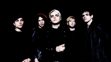 my chemical romance, band, members