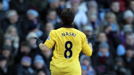 nasri, arsenal, footballer