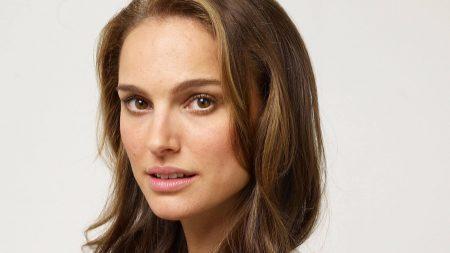 natalie portman, brunette, brown-eyed