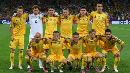 national team, ukraine, football