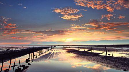 nature, sea, sky