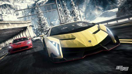 need for speed rivals, lamborghini veneno, dodge srt viper