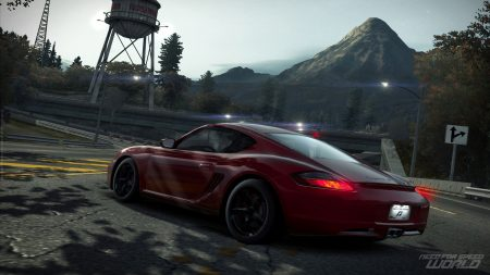 need for speed world, car, road