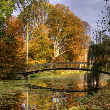 netherlands, bridge, river