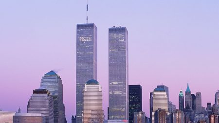new york city, skyscrapers, building