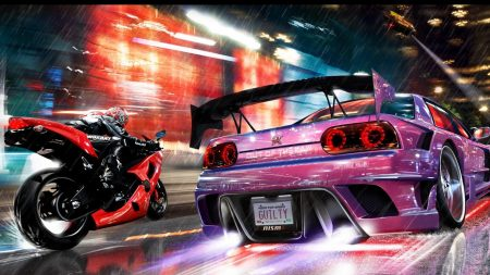 nfs, need for speed, motorcycle