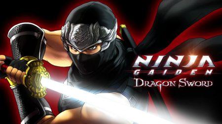 ninja aiden dragon sword, warrior, sword