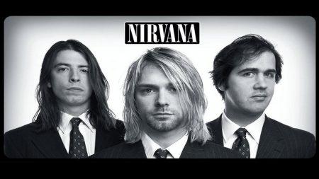 nirvana, band, members