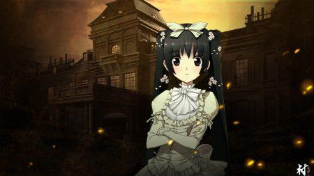 nitroplus, full metal daemon muramasa, girl