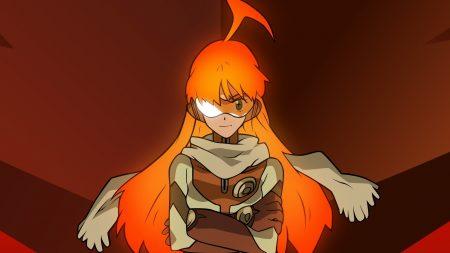 nono diebuster, girl, courage