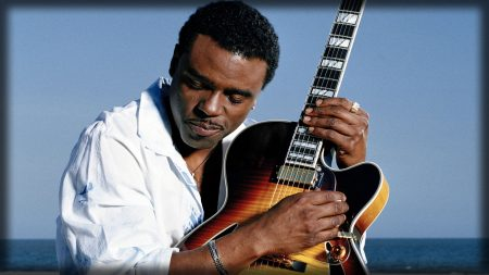 norman brown, guitar, sky