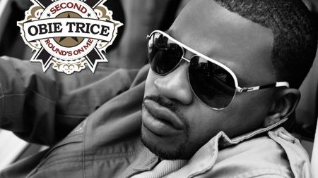 obie trice, glasses, face