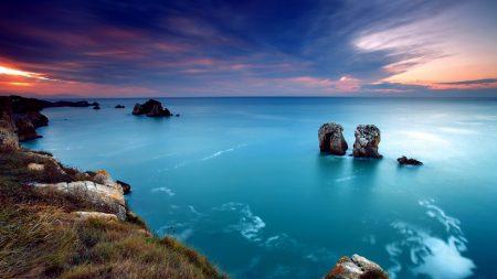 ocean, gulf, coast