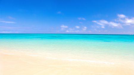 ocean, sand, beach