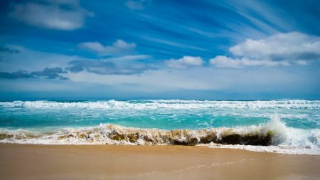 ocean, sea, gulf