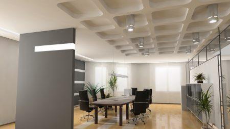office, walls, desks