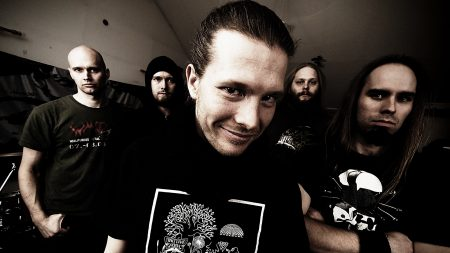 omnium gatherum, band, faces