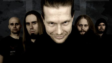 omnium gatherum, faces, band