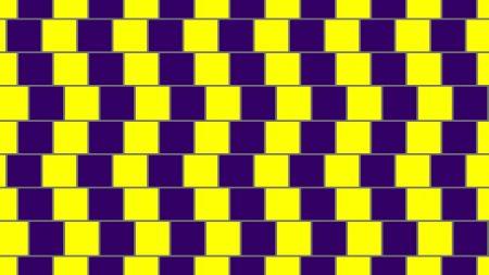 optical illusion, stripes, lines