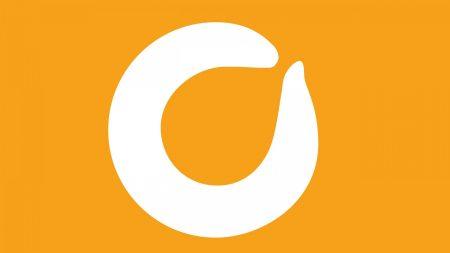 orange leaf frozen yogurt, logo, company