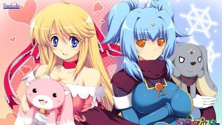 otome renshin prister, girls, animals