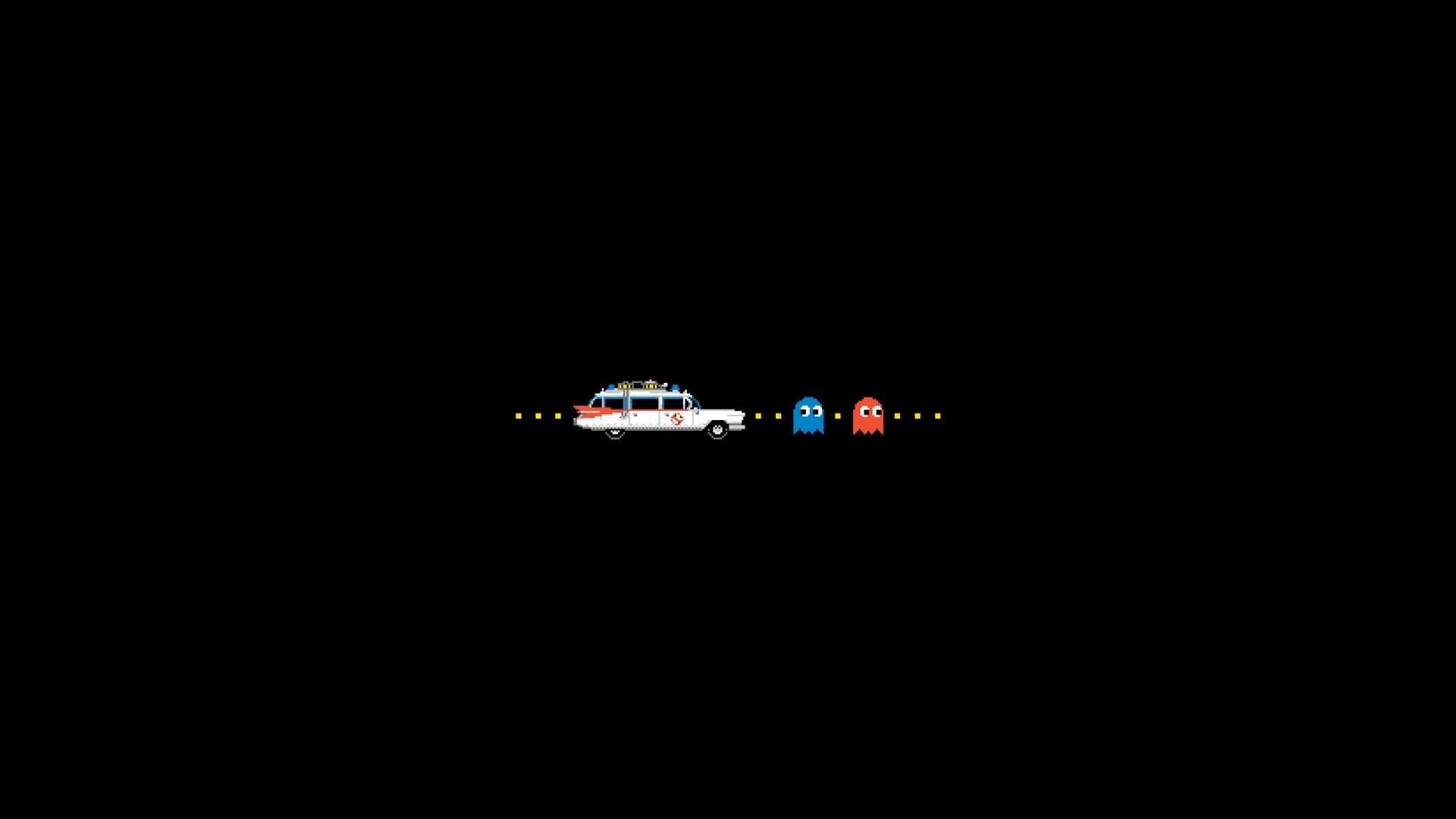 Wallpaper Pacman Car Harassment Help