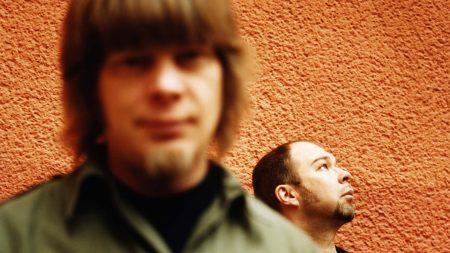 pan sonic, band, wall