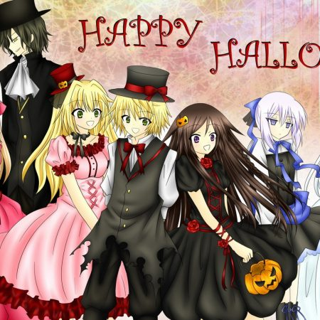 pandora hearts, crowd, costumes