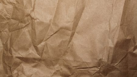 paper, crumpled, background