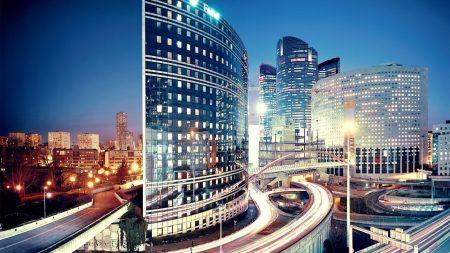 paris, building, road