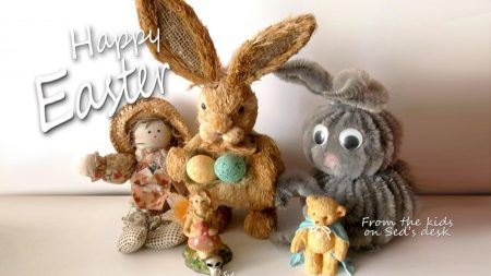 pascha, eggs, rabbit