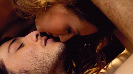 passion, love, kiss