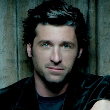 patrick dempsey, dark-haired, smiling