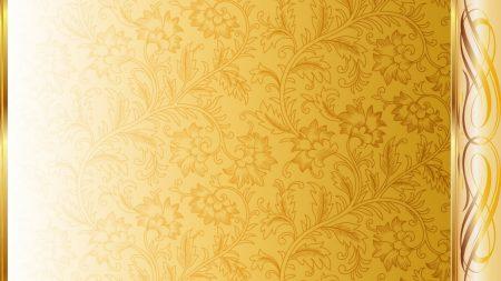 pattern, ornament, gold