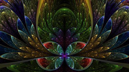 patterns, colorful, dark