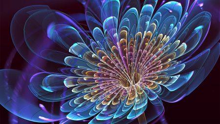 patterns, flower, rotating