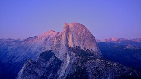 peak, rock, california