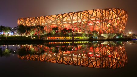 peking, stadium, birds-nest