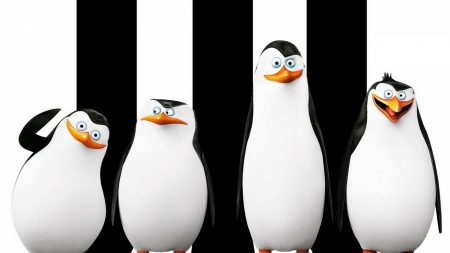 penguins of madagascar, skipper, kowalski