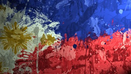 philippines, paint, background