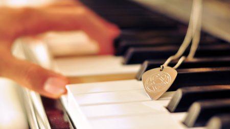 piano, keys, hands