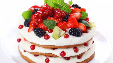 pie, currant, strawberry