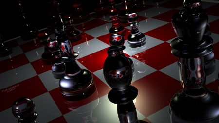 pieces, chess, boards