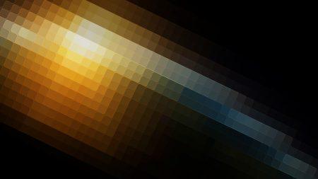 pixels, form, square