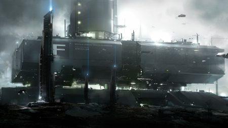planet, base, ships
