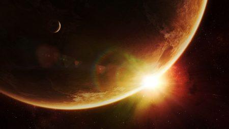 planet, companion, sun