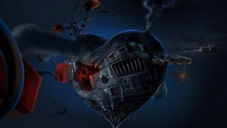 planet, imagination, heart